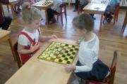 Шашечный турнир дошкольников